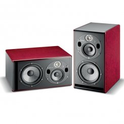 Focal Trio6 Be red burr ash monitoriai