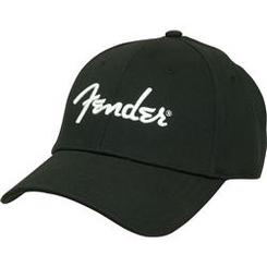 Fender Logo Stretch Cap Black L XL